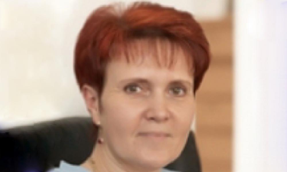 Врач Хэлэна Новотна